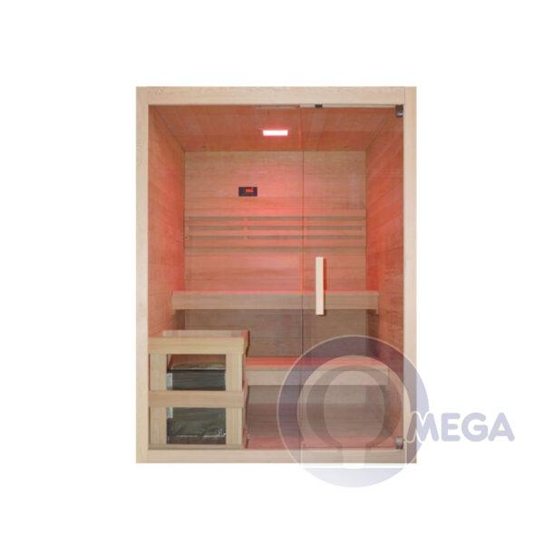 Omega SH520 - Finska savna