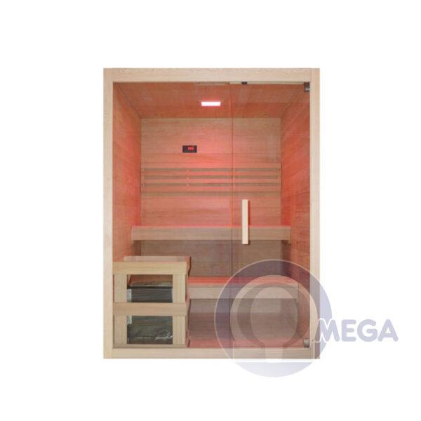 Omega SH521 - Finska savna