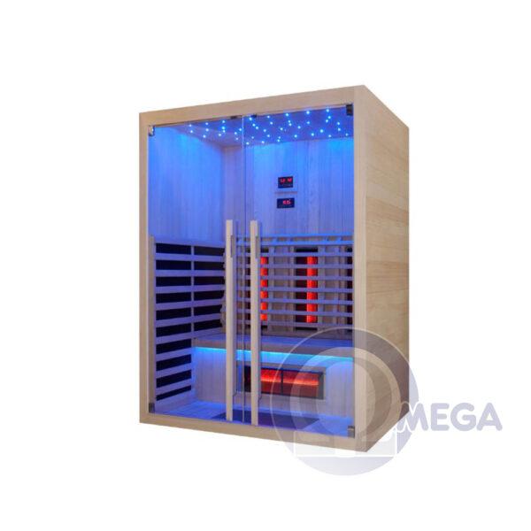 Omega SH527 - Infrardeča savna