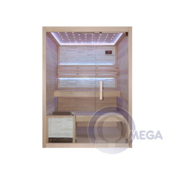 Omega SH533 - Finska savna