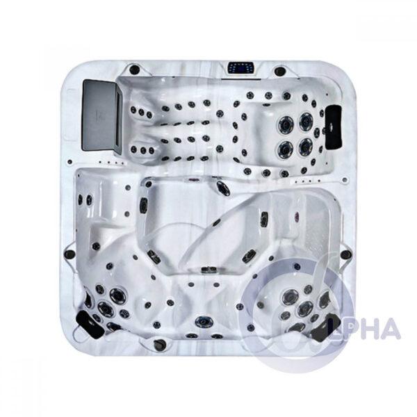 Alpha SK338A3 - Masažni bazen